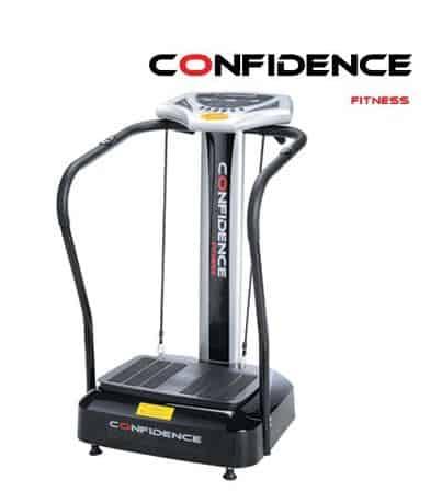 Confidence Slim Full Body Vibration Platform Fitness Machine 75% off +FREE Shipping