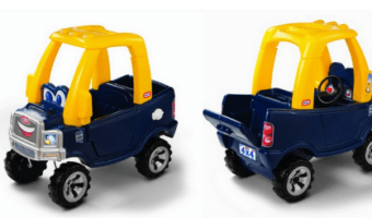 Little Tikes Cozy Truck only $59.99 with FREE shipping (reg $97)!
