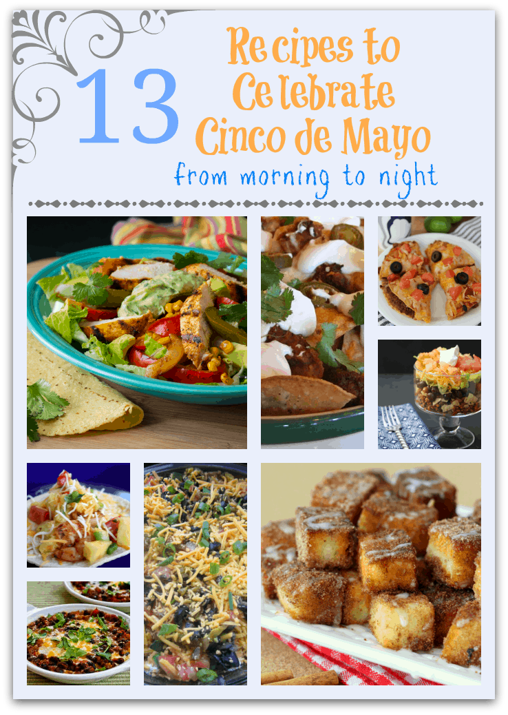 Cinco de Mayo – From Morning to Night – Roundup