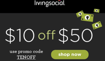 #HOT New Livingsocial Promo Code – Ends 6/7