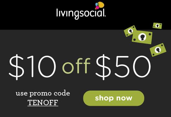 #HOT New Livingsocial Promo Code – Ends 6/7