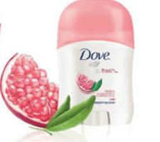 FREE Dove deodorant sample from Costco