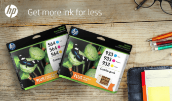 Time to Stock up on HP Ink For Back To School #HPink