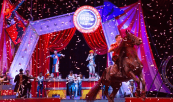 SPECIAL EVENT – Meet The Cast of  Ringling Bros. and Barnum & Bailey