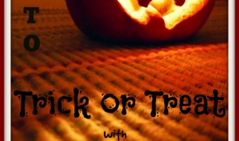 How to trick or treat successfully with toddlers
