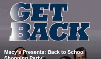 MACY'S: Join Me At Their Back To School Fashion Event 8/8/15 #MACYS #PDX