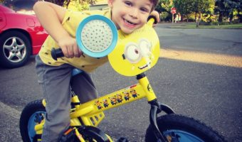 Minions Bike by Dynacraft Review