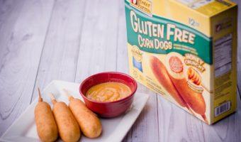 Foster Farms Gluten Free Corn Dogs #FFGlutenFree