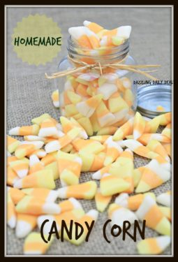 Easy Homemade Candy Corn Recipe
