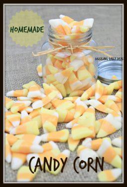 Easy Homemade Candy Corn Recipe