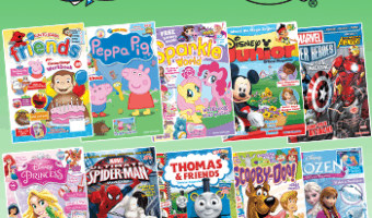 Redan Publishing – Get up to 56% off & FREE Bonus Issue #disney