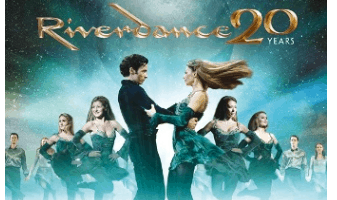 RiverDance Is Coming To Portland 11/20-11/22