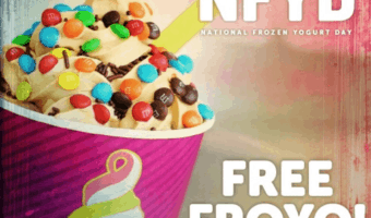FREE FROYO on 2/1/2016