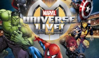 **NEW** Marvel Universe LIVE is Coming To Portland!  March 3-6th #marvel #pdx