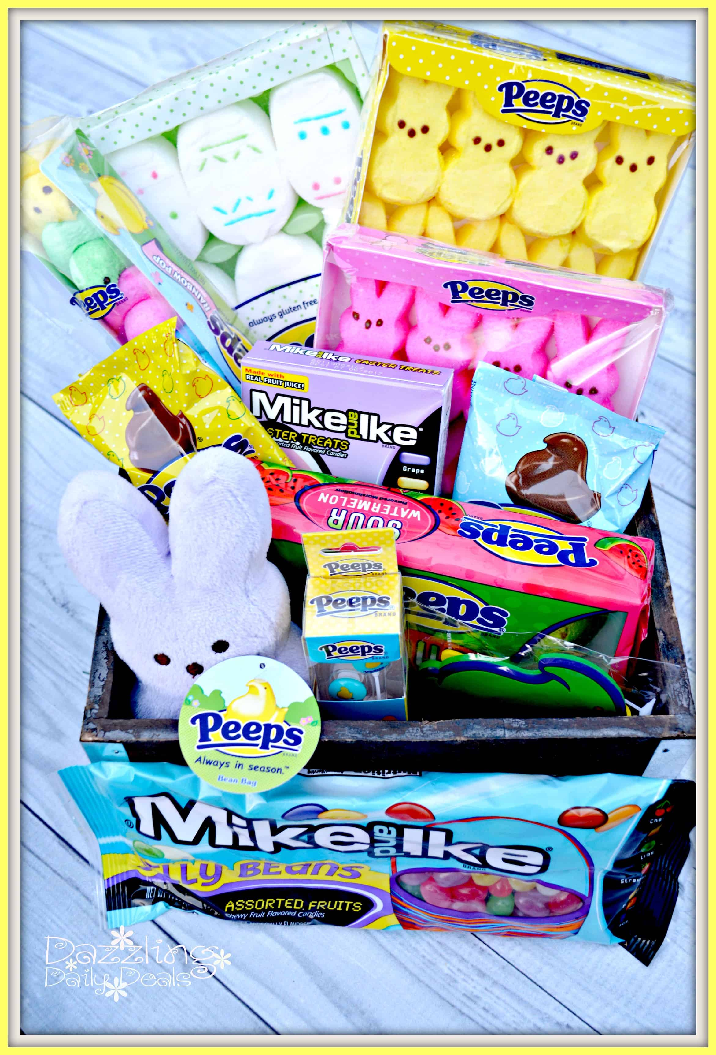 Costco Easter Baskets: PEEPS Are A Must For Every Easter Basket #PEEPSEASTER #ad