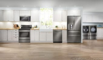 Celebrate Earth Day With New LG Appliances #bbyed
