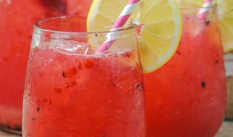 Triple berry lemonade Recipe