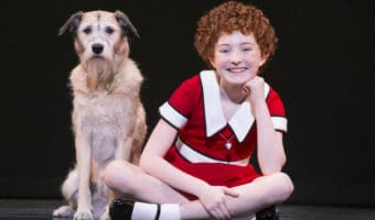 ANNIE THE MUSICAL is coming to Portland Keller Auditorium! #BroadwayinPortland