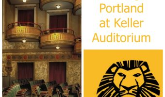 "Broadway's ""The Lion King"" Returning to Portland at Keller Auditorium #BroadwayInPortland"