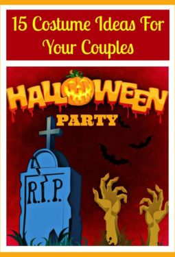 15 Couples Costume Ideas For Your Halloween Party