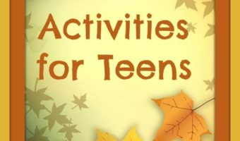 Fun Fall Activities for Teen #Teens #Activities #Fall