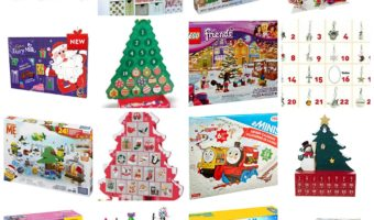 Unique Advent Calendar Roundup #Christmas