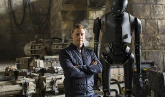 Behind The Scenes Look At K-2SO – ROGUE ONE: A STAR WARS STORY #RogueOne #Disney