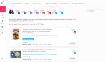 Viraltag – A Bloggers New Scheduling Best Friend
