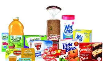 Check Out The Del Monte® Think Outside the Lunchbox promotion Available At Walmart!