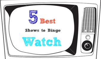 5 Of The Best Shows To Binge Watch