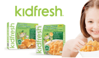 Stock-Up Time On Kidfresh Meals During Frozen Food Month #KidfreshMealOffers #ad
