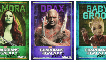 Get Your Advanced Tickets Of Marvel Studios' GUARDIANS OF THE GALAXY VOL. 2 – On Sale NOW #GotGVol2 #Disney