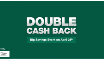 TopCashBack – Double Cashback Day