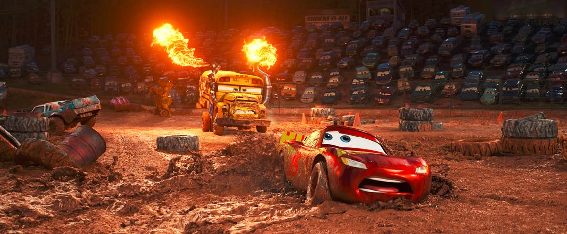 Check out the Car 3 new movie trailer