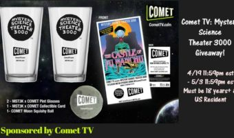 Comet TV: Mystery Science Theater 3000 #Giveaway