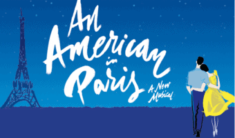 An American In Paris May 16-21, 2017 #Broadwayinportland