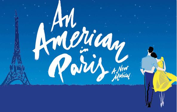 An American In Paris May 16-21, 2017 #Broadwayinportland