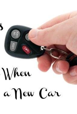 7 Tips To Take Control When Buying A New Car