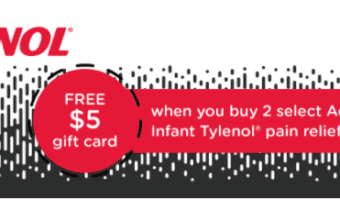 TYLENOL®  Deal At Target – Earn A $5 Gift Card #ForWhatMattersMost #ad