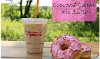 You Have To Try These!!! New At Dunkin' Donuts……