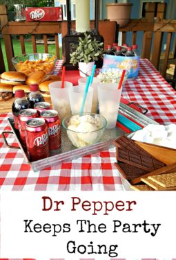 Dr Pepper Keeps The Party Going – #PickYourPepper #Walmart