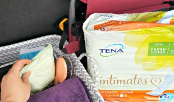 Simplify Your Life On The Go With A Personal Emergency Car Kit #ChooseTENA