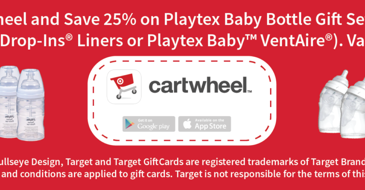 Save 25% On Playtex At Target #HappierFirstMoments #ForBetterBeginnings #AD