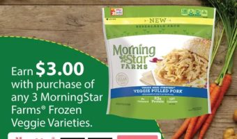 Get summer grilling ready with MorningStar Farms® at Walmart! #VeggieSummerGrilling #AD