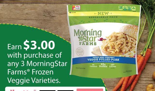Get summer grilling ready with MorningStar Farms® at Walmart! #VeggieSummerGrilling #AD