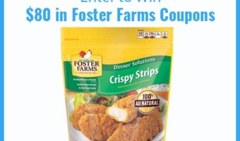 Back To School With Foster Farms – Giveaway!