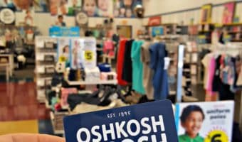 Save On Back To School Style With Oshkosh B'gosh Fashion #Giveaway #StyleUp4School