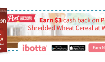 More Great Deals On Post Shredded Wheat With Ibotta #PerfectionWithPost #CerealAnytime #ad