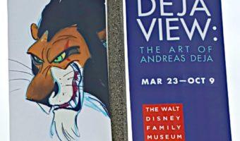 WALT DISNEY FAMILY MUSEUM – Deja View: The Art of Andreas Deja #PixarCocoEvent #TheLionKing #Waltagram