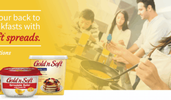 Speed Up Your Back To School Mornings With Gold'n Soft – Coupon Savings #CapturingTraditions #AD